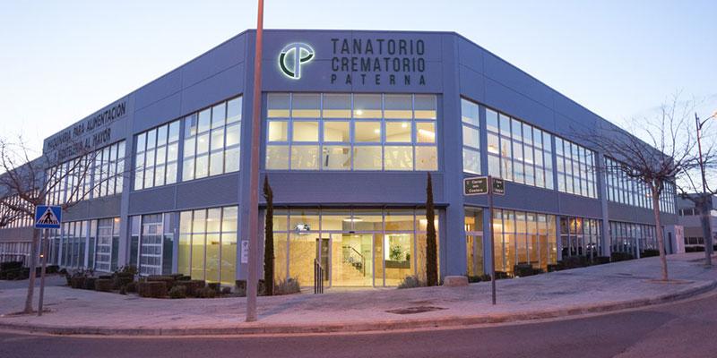 Tanatorio-Paterna