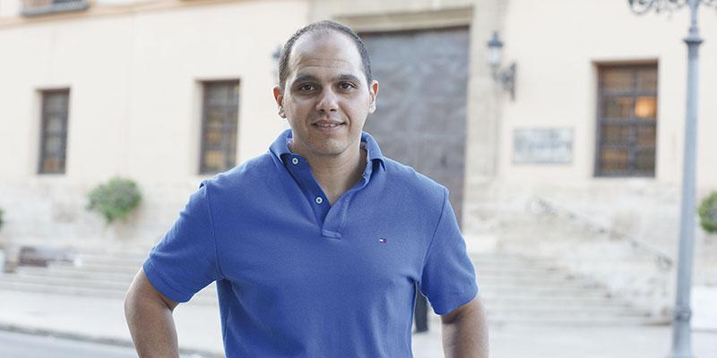 Jorge Ibañez, candidato de Ciudadanos a la alcaldía de Paterna