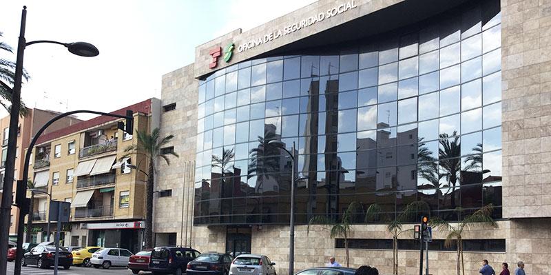Paterna abrir este verano el nuevo edificio de la for Oficina seguridad social valencia